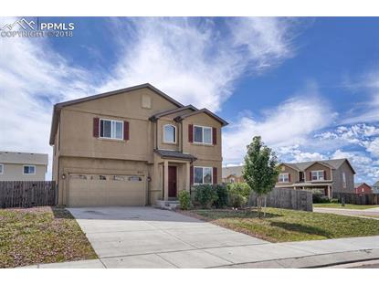 9511 Copper Canyon Lane Colorado Springs, CO MLS# 8657484