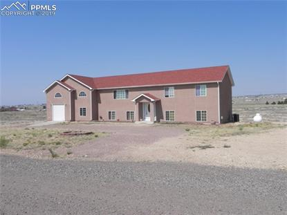 1673 Billy the Kid Lane Pueblo West, CO MLS# 8737535