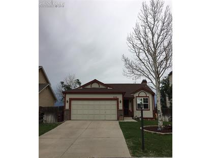 9146 Chieftan Drive Colorado Springs, CO MLS# 8757962