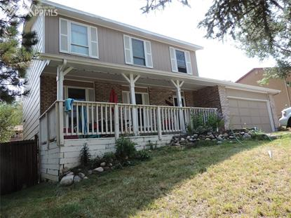 6675 Buffalo Drive Colorado Springs, CO MLS# 8864785