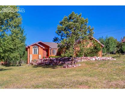 535 Regent Lane, Woodland Park, CO