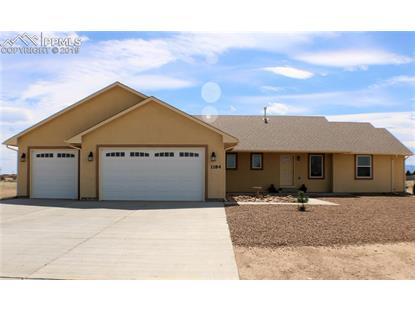 1184 E Jaroso Drive Pueblo West, CO MLS# 9081452