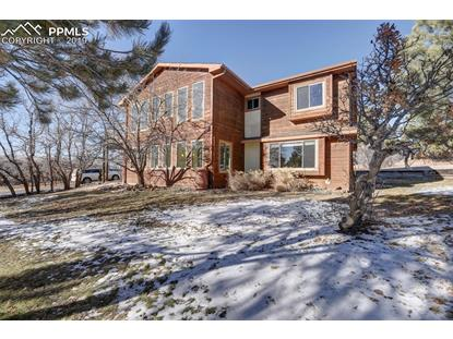 1673 Woodmoor Drive Monument, CO MLS# 9327407