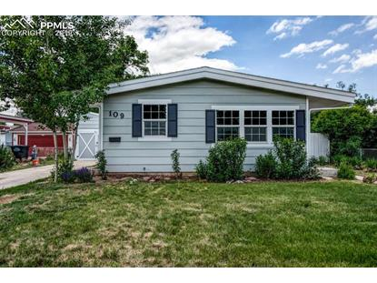 109 Hayes Drive Colorado Springs, CO MLS# 9355271