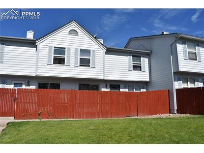 1306 Firefly Circle Colorado Springs, CO MLS# 9379384