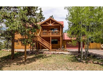 350 Panther Court Woodland Park, CO MLS# 9504771