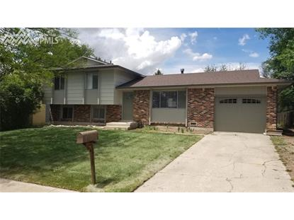 4640 N Sleepy Hollow Circle, Colorado Springs, CO