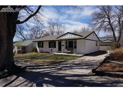 1614 Sherman Street, Colorado Springs, CO