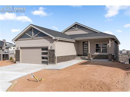 893 Uintah Bluffs Place Colorado Springs, CO MLS# 9535517