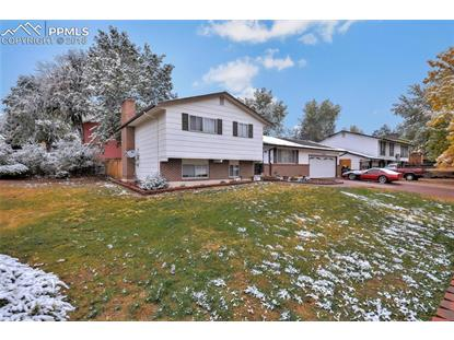 2970 El Capitan Drive Colorado Springs, CO MLS# 9544259
