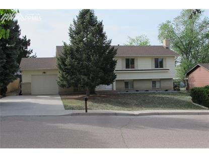 7313 Centennial Street Fountain, CO MLS# 9589184