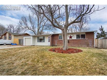 127 Bradley Street Colorado Springs, CO MLS# 9739137