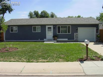1507 Willshire Drive Colorado Springs, CO MLS# 9740733