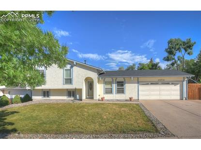 4860 S Carefree Circle Colorado Springs, CO MLS# 9860914