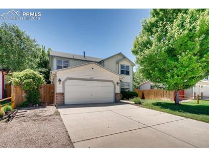 671 Hugh Martin Street Colorado Springs, CO MLS# 9874673
