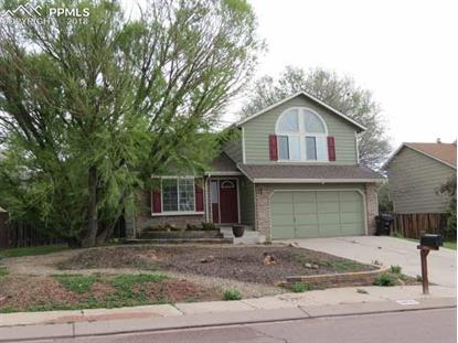 3820 Glenhurst Street, Colorado Springs, CO