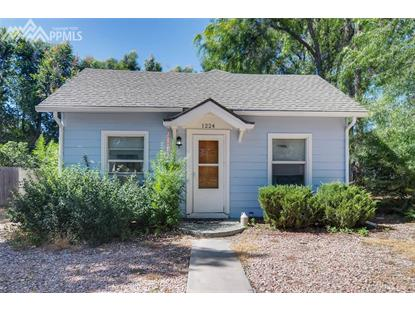 1224 N El Paso Street Colorado Springs, CO MLS# 9983153