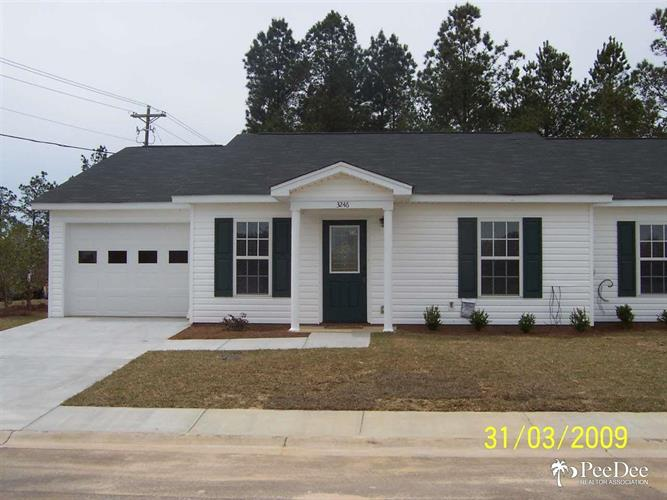 3108 Pleasant Valley Circle, Effingham, SC 29541