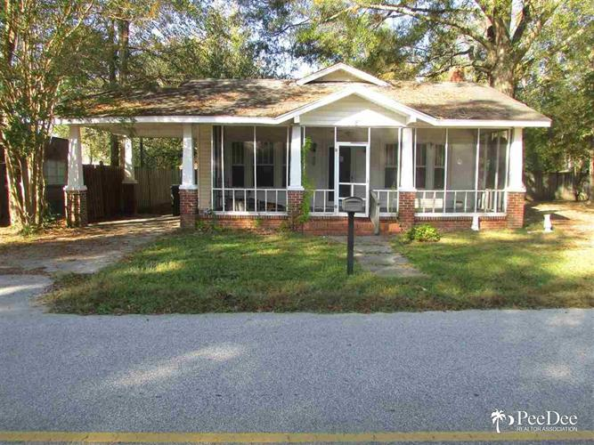 108 Buchanan St., Chesterfield, SC 29708