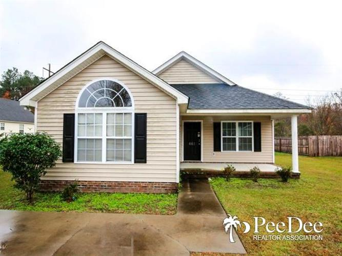 661 Red Tip Cr, Florence, SC 29505