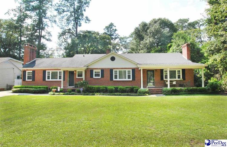 601 Greenway Drive, Florence, SC 29501