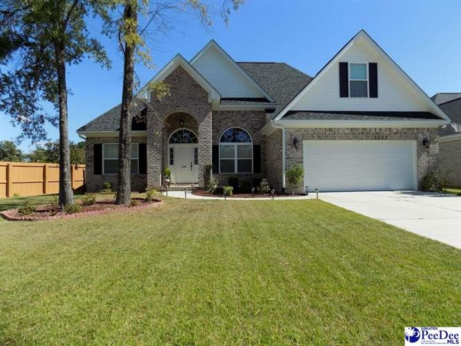 498 Cove Pointe Drive, Florence, SC 29501