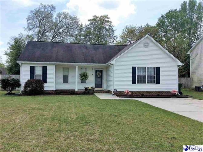 1022 Annelle Drive, Florence, SC 29505