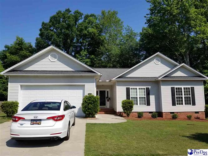 3205 Spiral Lane, Effingham, SC 29541