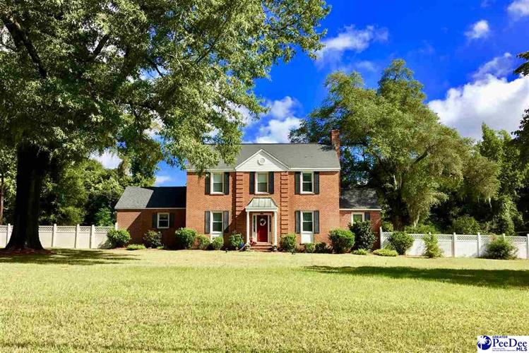 321 N Pamplico Highway, Pamplico, SC 29583