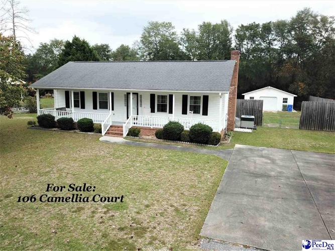 106 Camellia Court, Darlington, SC 29532