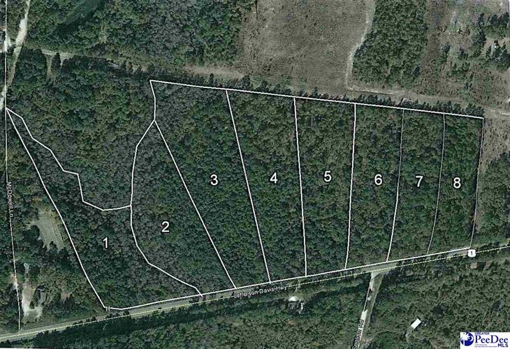 1990 Jefferson Davis Highway Lot 8, Cassatt, SC 29032 - Image 1