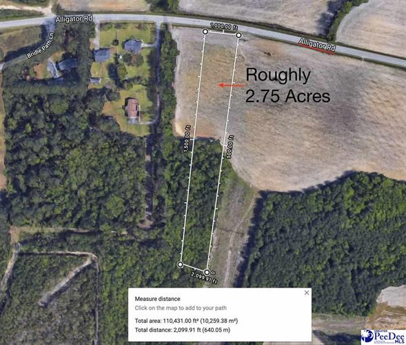 TBD Lot #15 Alligator rd, Florence, SC 29501 - Image 1