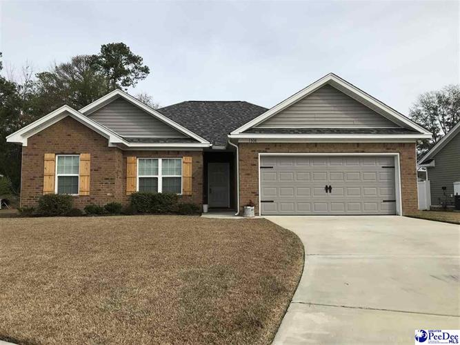 1308 Millbank Drive, Florence, SC 29501 - Image 1