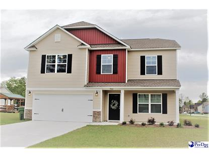 986 Yellowstone Dr Florence, SC MLS# 20201106