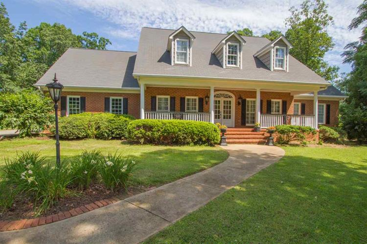 212 oakmont drive anderson sc 29621 for sale mls for Custom home builders anderson sc