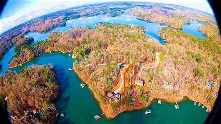Lot 5 Shallowford at Keowee, Sunset, SC 29685