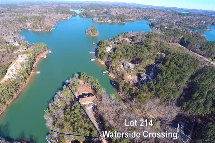Lot 214 Waterside Crossing, Seneca, SC 29672