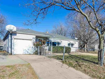 1402 W Haskell St Wichita, KS MLS# 560442