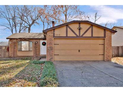 2515 W Sunnybrook St Wichita, KS MLS# 560471