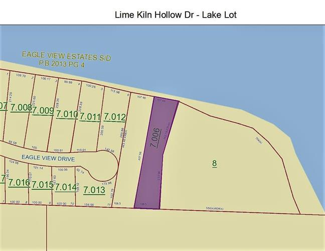 Lime Kiln Hollow Dr, Muscle Shoals, AL 35661