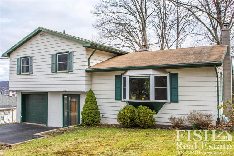 323 FUREY STREET, South Williamsport, PA 17702