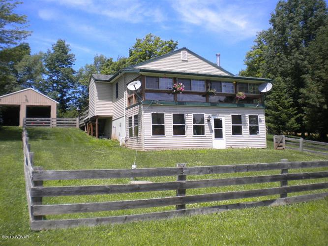 136 FLEWELLYN ROAD, Harrison Valley, PA 16927