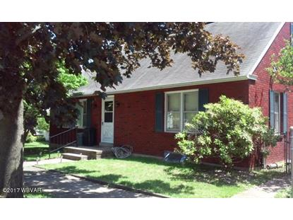 435 VERNON AVENUE Williamsport, PA MLS# WB-79632