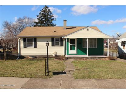 1104 W CENTRAL AVENUE South Williamsport, PA MLS# WB-80013