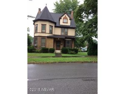 721 S MARKET STREET South Williamsport, PA MLS# WB-85285