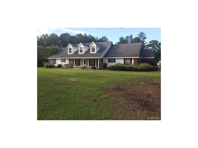4584 Center Ridge Road, Honoraville, AL 36042
