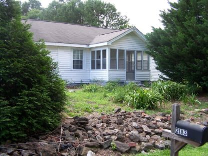 2183 Pearson Chapel Road Alexander City, AL MLS# 476748