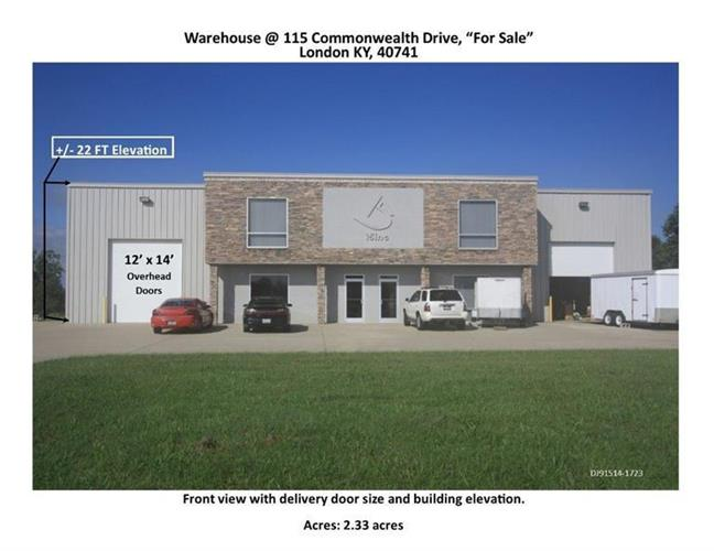 115 Commonwealth Drive, London, KY 40741