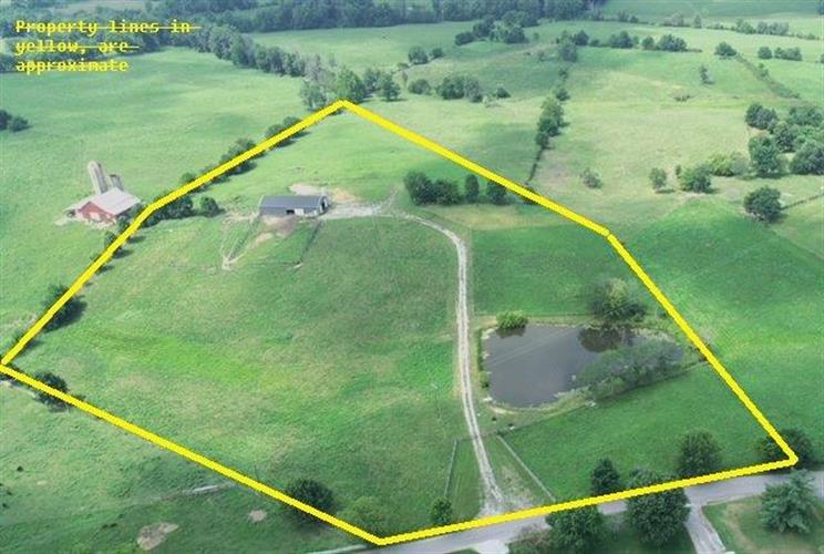 218 New Dixville Road, Harrodsburg, KY 40330