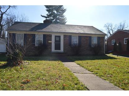 2538 Southview Drive Lexington, KY MLS# 1827582